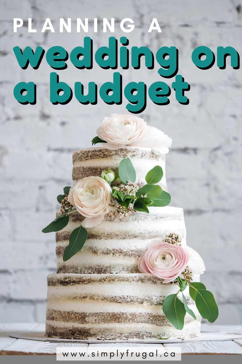 This post is for all of you frugal brides interested in planning a wedding on a budget!