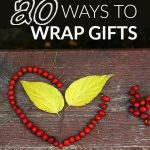 20 Recyclable Ways to Wrap Gifts