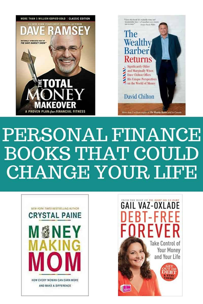 Personal Finance Books that Could Change Your Life