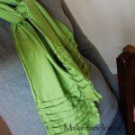 Easy DIY: T-Shirt Scarf