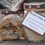 A Homemade Christmas Gift: Oatmeal Cookie Bath