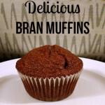 Delicious Bran Muffins Recipe