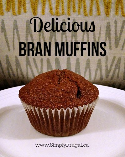 This is an easy, no-fuss recipe for the best bran muffins you'll ever eat! Full of chocolate but still really healthy!