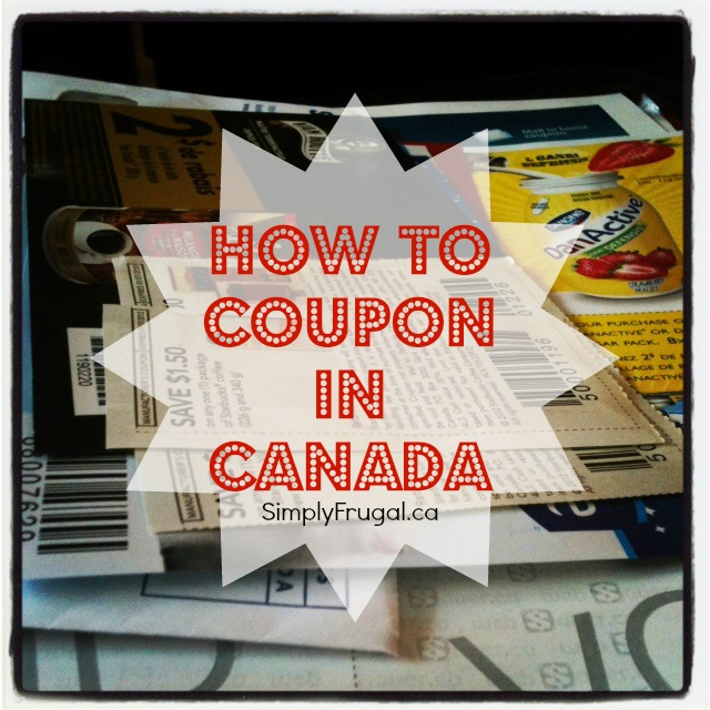 maximize your coupon savings