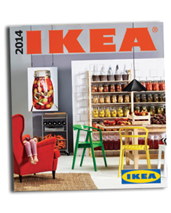 ikea catalogue 2014