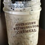 Easy Breakfast: Overnight Refrigerator Oatmeal