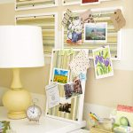 Easy DIY: Make a Bulletin Board using a Picture Frame