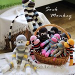 Easy DIY: How to Sew a Sock Monkey
