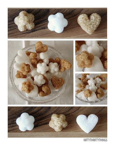 A Homemade Christmas Gift: DIY Sugar Cubes