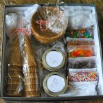 A Homemade Christmas Gift: Ice Cream Sundae Kit