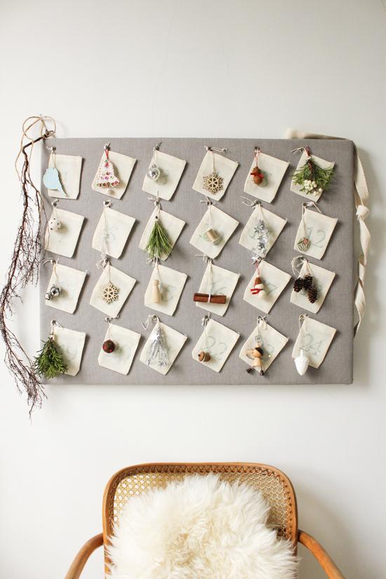 Book Advent Calendar Ideas : Homemade advent calendar ideas