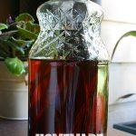 A Homemade Christmas Gift: Homemade Vanilla Extract