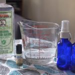A Homemade Christmas Gift – Sweet Smelling Body Spray
