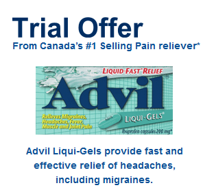 advil free sample