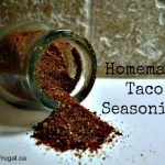 DIY Tace Seasoning recipe