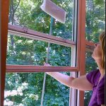 Easy Window Cleaning Tip