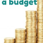 Budgeting can be overwhelming at first but it doesn't have to be if you plan it out correctly. Here's how to get started with a budget. #budget #budgeting #budgettips