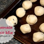 March Mixes – Homemade Cookie Mix
