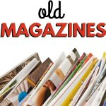 You've got to check out this list of genius ideas on ways to repurpose your old magazines. There are some creative ideas for crafts, gift giving and more!