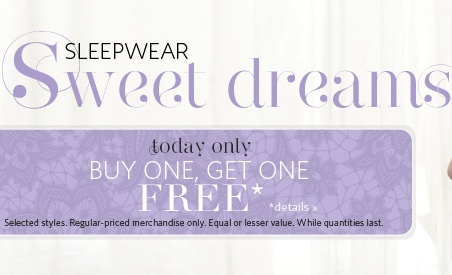 Addition Elle sleepwear sale