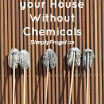 How to Clean Your House without Harsh Chemicals