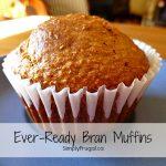 Ever Ready Bran Muffins