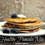 Healthy pancake mix recipe