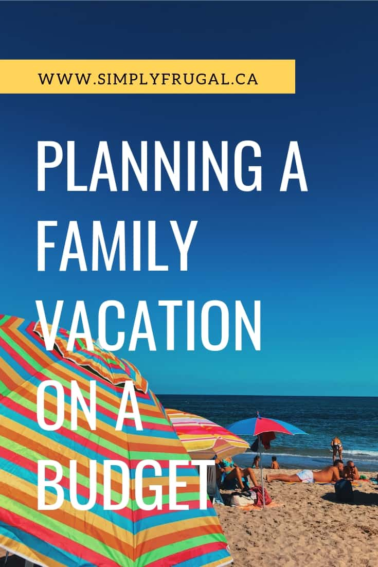 Though money seems to always be an issue, that doesn't mean you can't plan a fun family vacation on a budget! It just means you'll have to use some smart thinking to pull it off. Here are some ideas to help you plan a vacation on a budget.