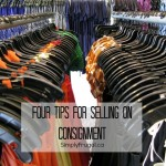4 Tips for Selling on Consignment