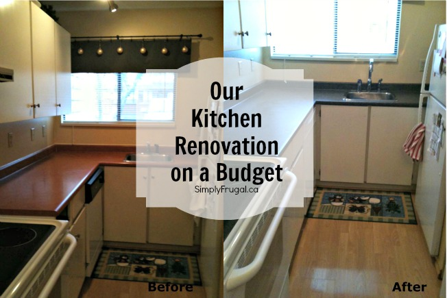 Kitchen Renovation on a Budget