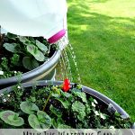 How to Make a Milk Jug Watering Can