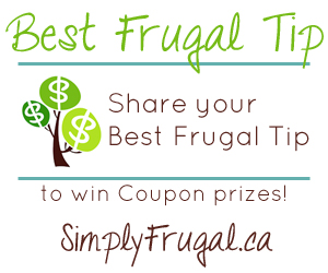 best frugal tip
