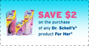image regarding Dr Scholls Inserts Coupons Printable called Dr scholls coupon codes cvs - Purina cat chow coupon printable