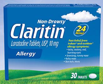 claritin free sample