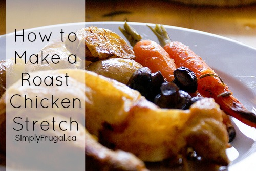 how to make a chicken stretch
