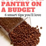 How to Stock Your Pantry on a Budget