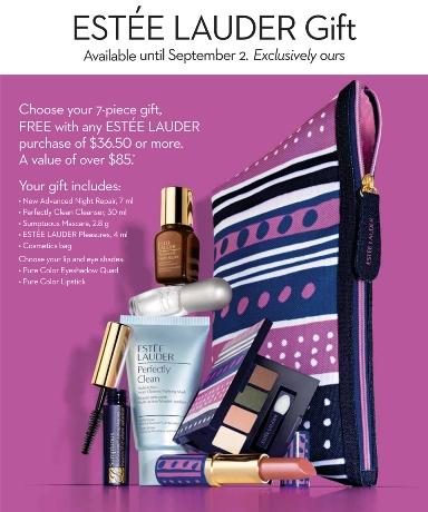 Estee Lauder Free Gift