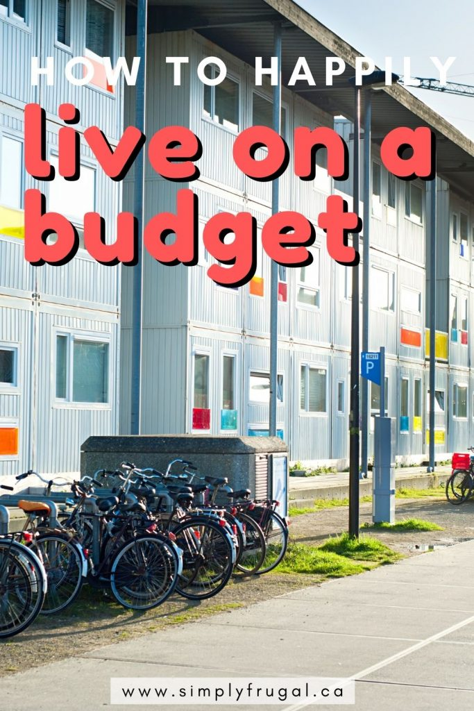 Living on a budget does not mean living a dull life! This couldn't be further from the truth when you see these inspiring ideas.