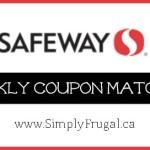 Safeway Canada Coupon Matchups