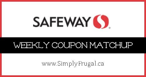 Safeway Canada Coupon Matchup