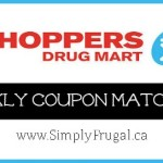 Shoppers Drug Mart Coupon Matchups