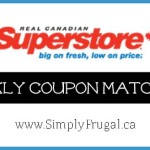 Real Canadian Superstore Coupon Matchups
