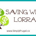 How to Save on Christmas Giving (Saving with Lorraine)