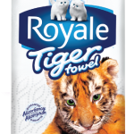 Royale Coupon for $3 off Tiger Towels