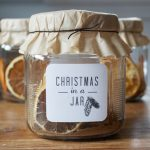 A Homemade Christmas Gift – Christmas in a Jar