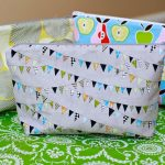 A Homemade Christmas Gift – Makeup Bag