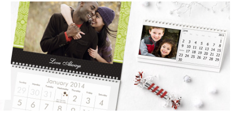 vistaprint calendars