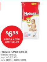 huggies stock up deal