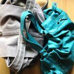 Declutterathon Day 3: Organize Your Purse/Bags