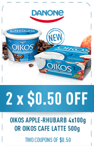 oikos coupon